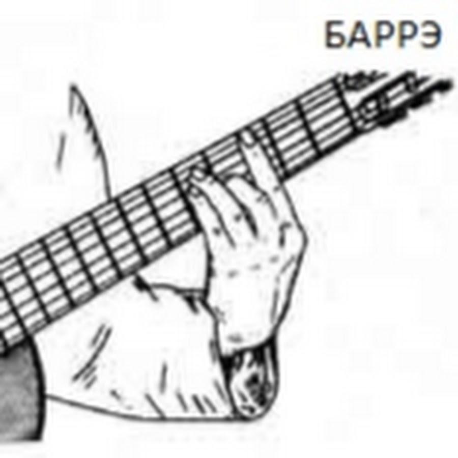 Как брать баррэ на гитаре и чем его заменить — схемы и аккорды