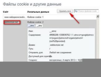 Что такое кэш и куки браузера (cache и cookie)
