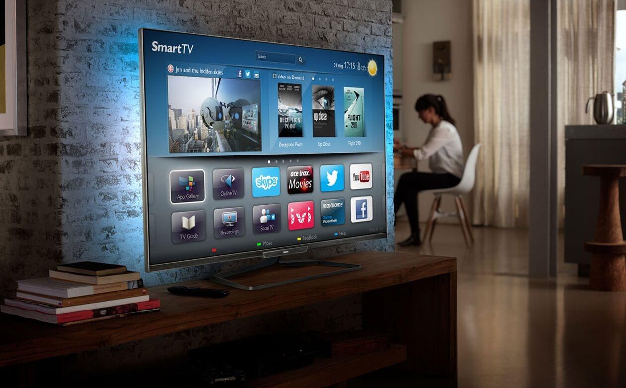 Smart tv что это такое в телевизоре lg samsung sony philips и др