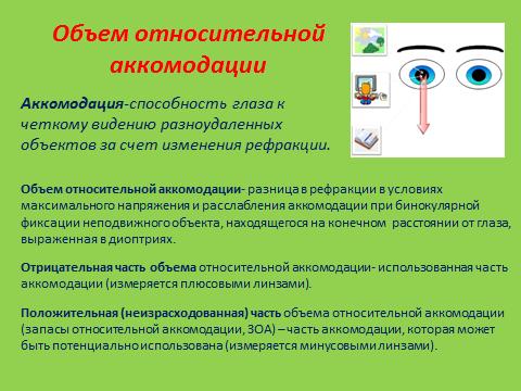 Что такое рефракция глаза? какая норма?