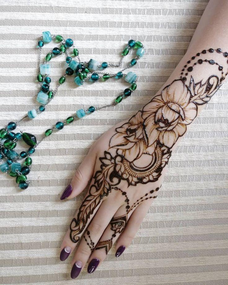 Мехенди на руке для начинающих. фото эскизы, легкие, простые рисунки поэтапно