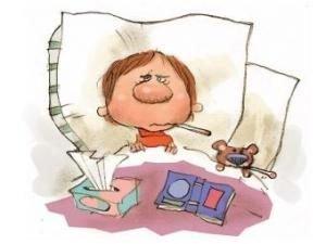 Простуда: признаки, симптомы, лечение