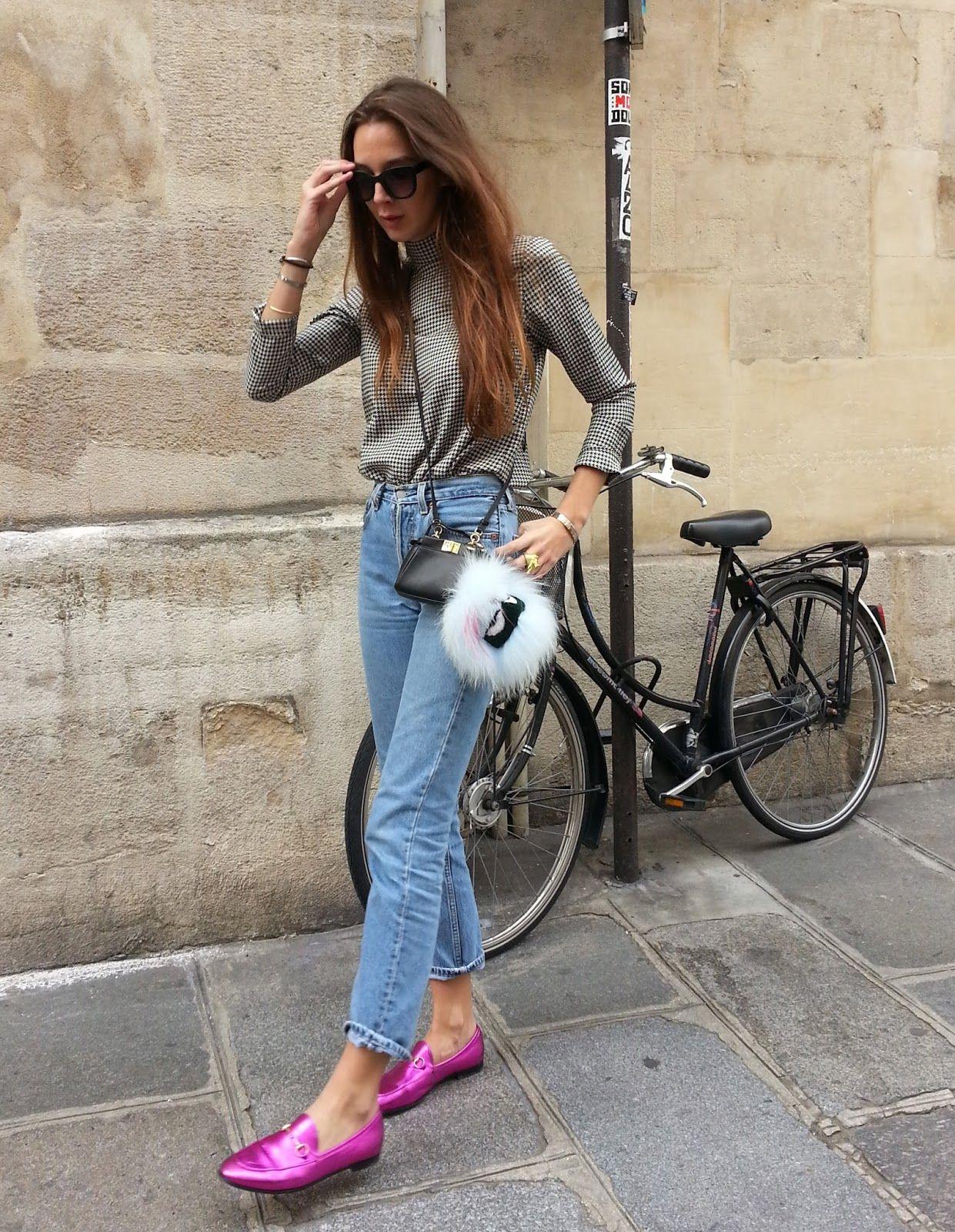 Лоферы женские: с чем носить, как стильно сочетать, фото модных образов