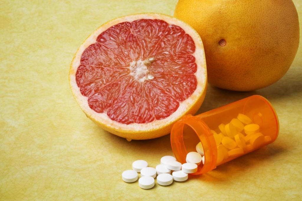Грейпфрут: польза и вред для здоровья, состав, применение при похудении