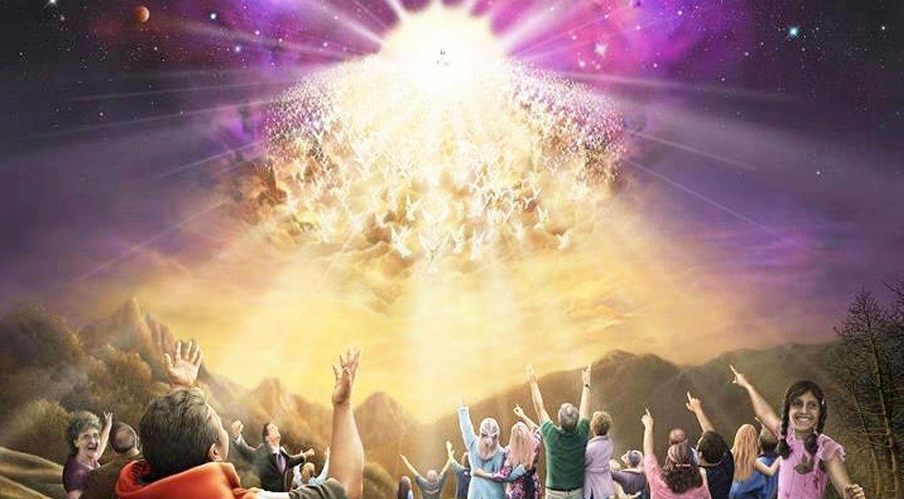 Второе пришествие христа- символ веры