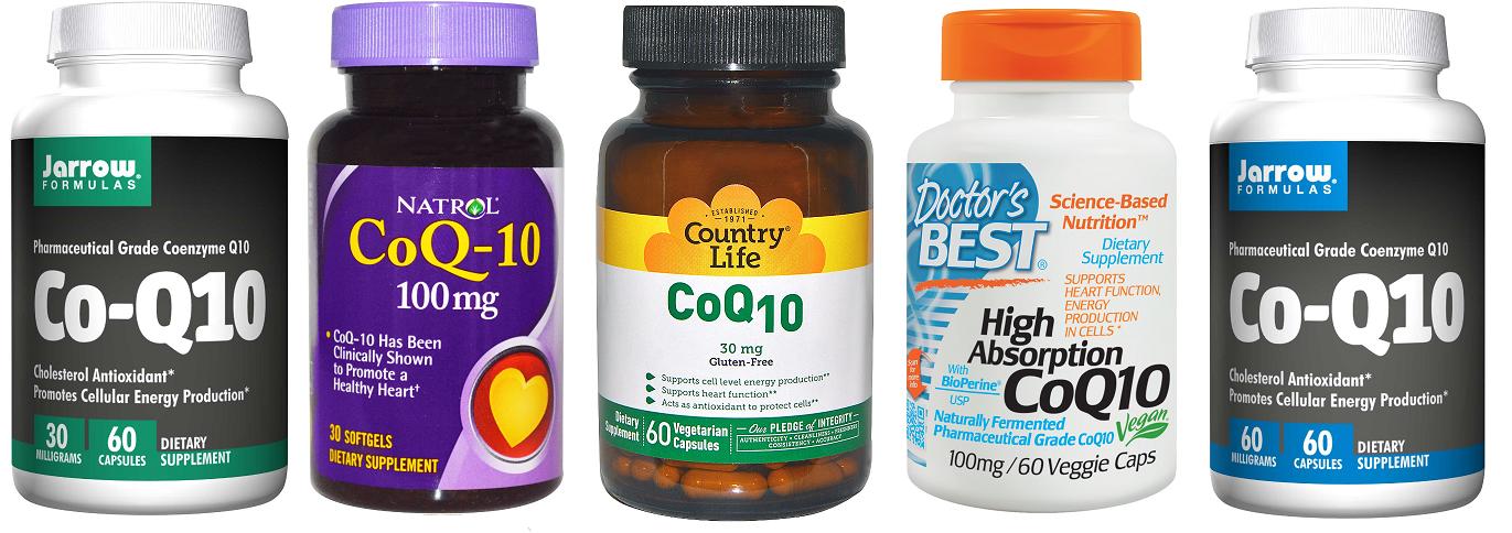 Коэнзим q10 - польза и вред для здоровья