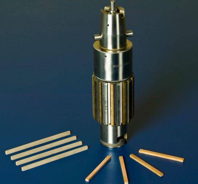 Уплотнение цилиндров: плосковершинное решение