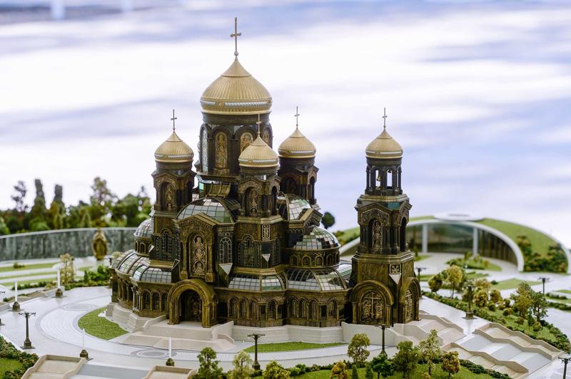 Первый храм