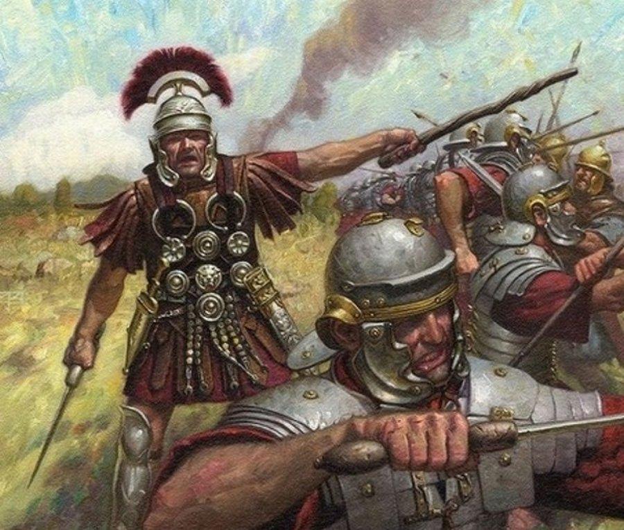 Римский легион — википедия. что такое римский легион
