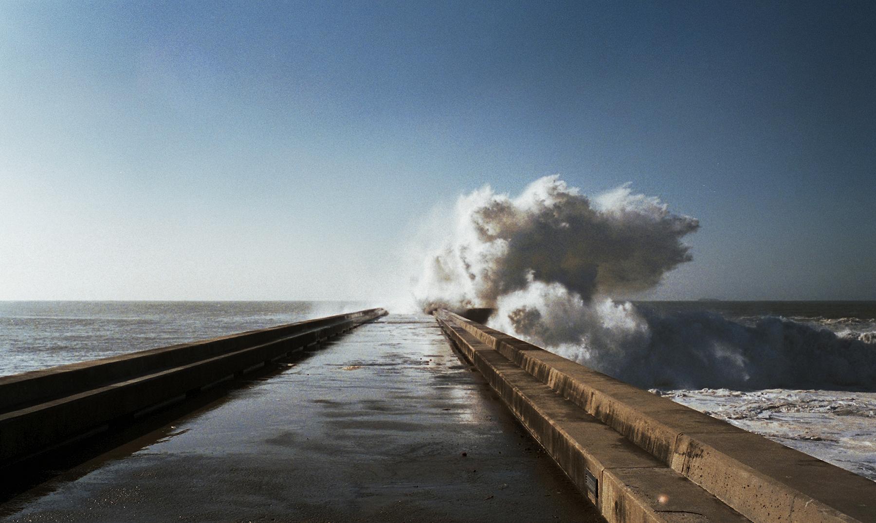 Причины возникновения цунами в природе