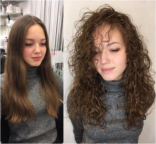 Биозавивка волос: разновидности и технологии.