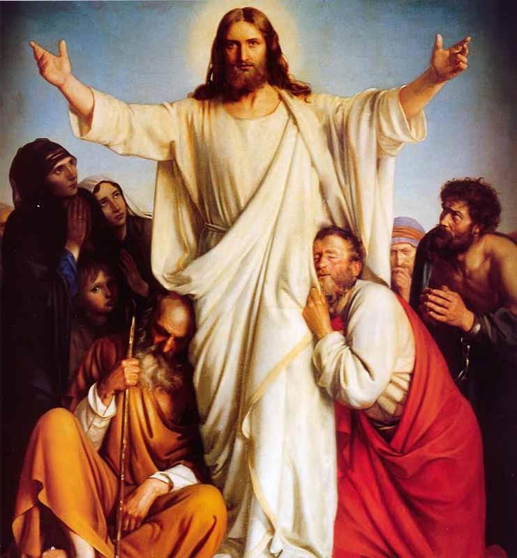 Кто такой мессия? что слово мессия значит в еврейской традиции?