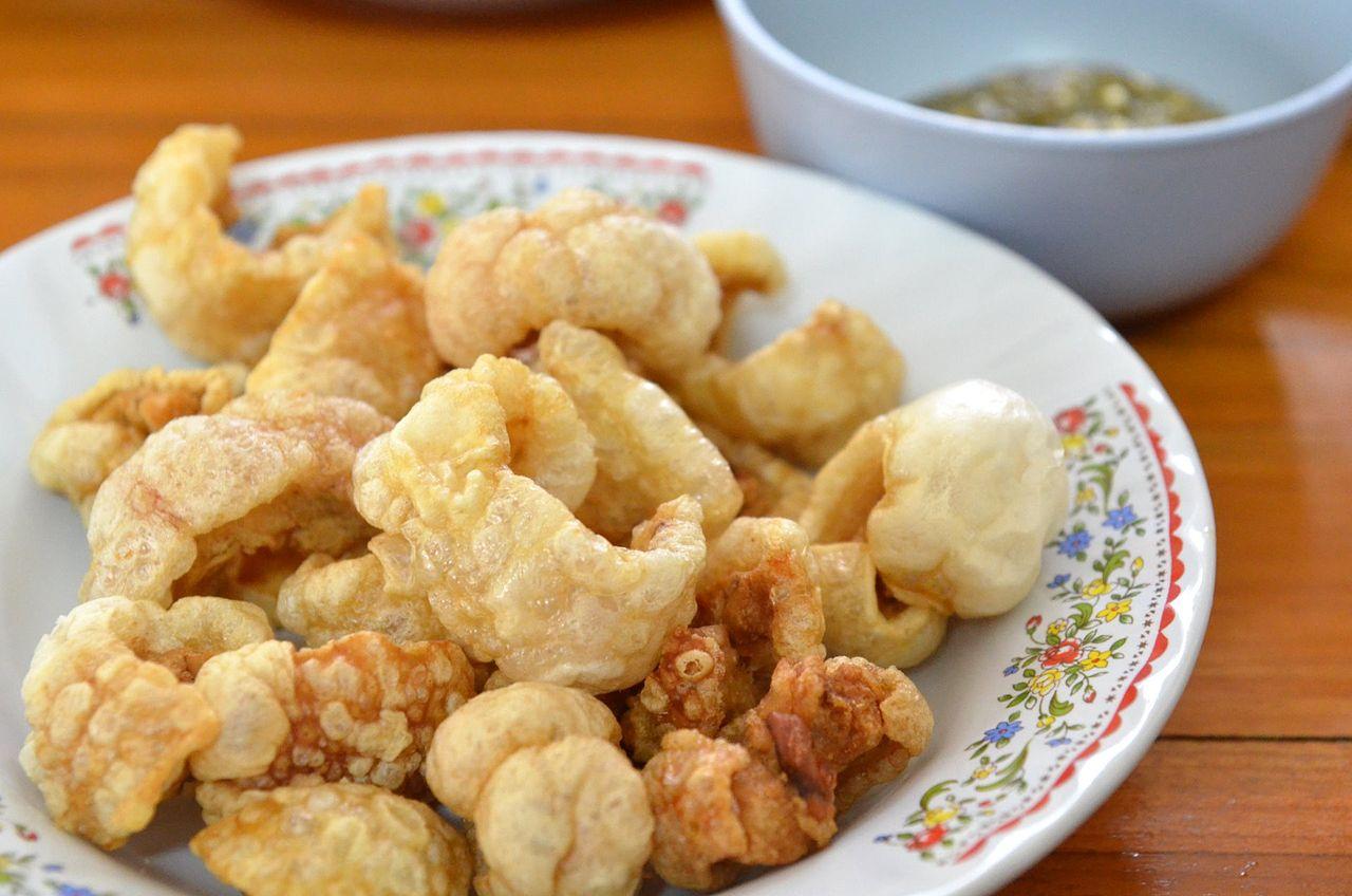 Что такое шкварки? рецепт и способ приготовления