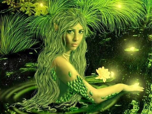 Кикимора | mythological creations | fandom