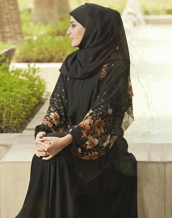 Хиджаб - что это такое, как красиво завязать