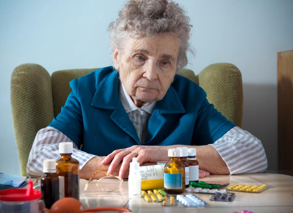 Деменция у пожилых людей: симптомы и лечениеis