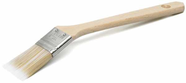Плоская кисть (флейц) - виды, применение и уход