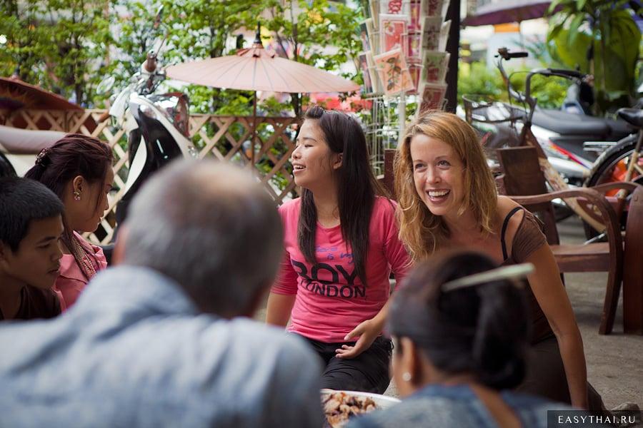 Все, что нужно знать перед первым тайским массажем   вперед к неизвестному