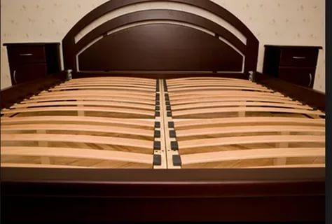 Как правильно подобрать тип и количество ламелей для кровати