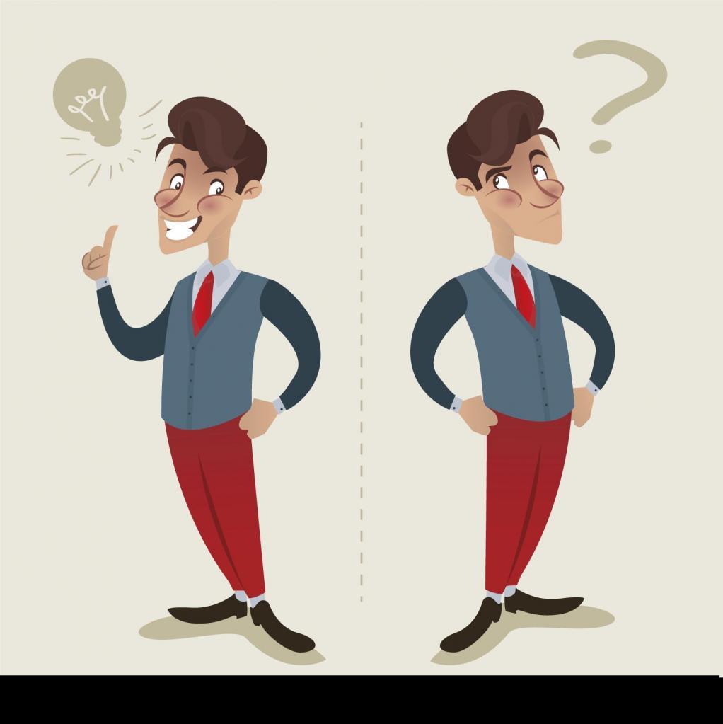 Темперамент и характер — их отличия - психотипы