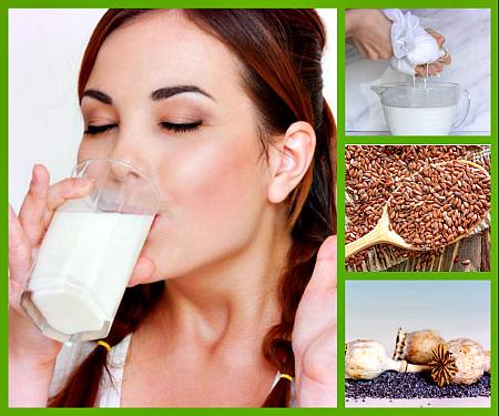 Растительное молоко: обзор 13 видов + польза + рецепты