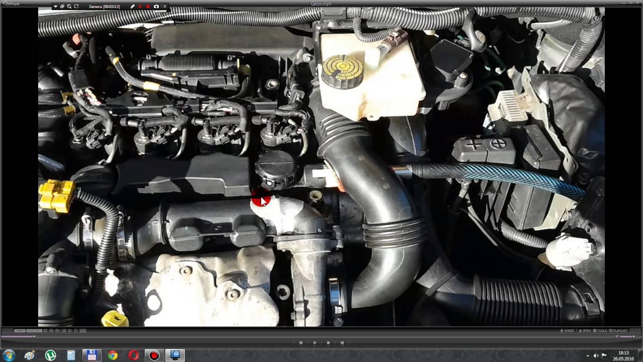 Сапун двигателя: что это, где находится, как устроен