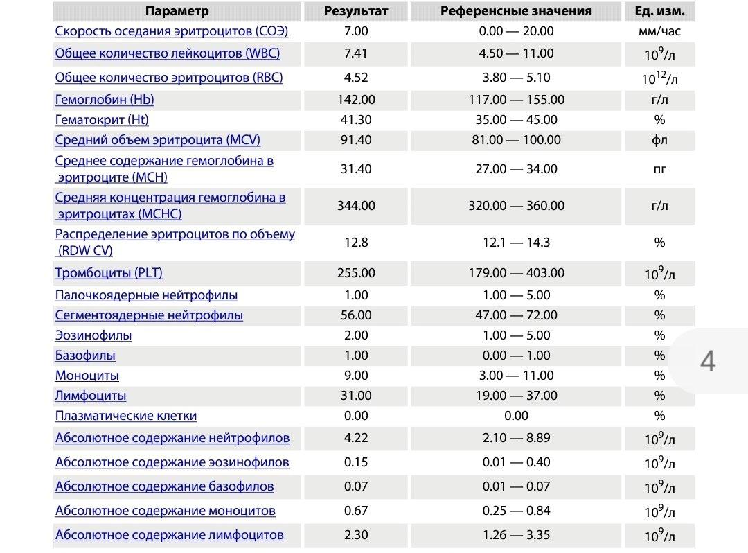 Моноциты выше нормы: причины, условия