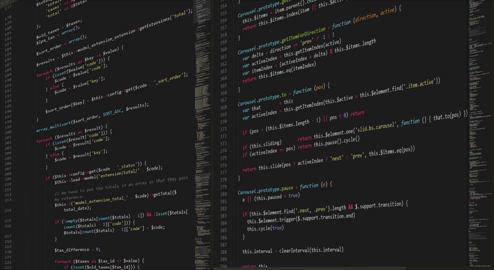 Что такое программирование – code blog
