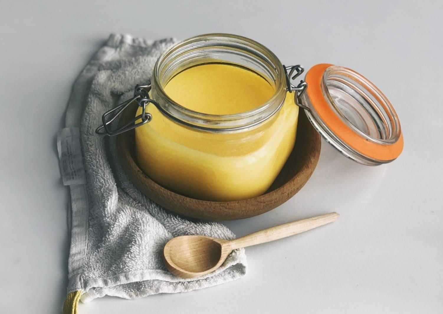 Простой рецепт приготовления масла гхи
