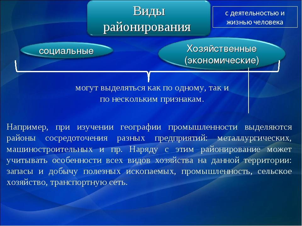 Районирование — википедия