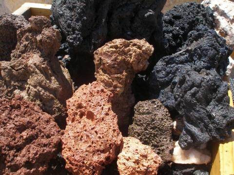 Что такое туф вулканический: условия образования и свойства камня, область применения
