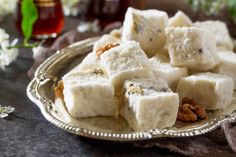 Рахат-лукум – кулинарный рецепт