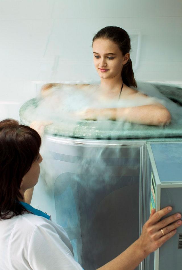 Чем полезна криотерапия и что она дает, показания и противопоказания к применению криотерапии
