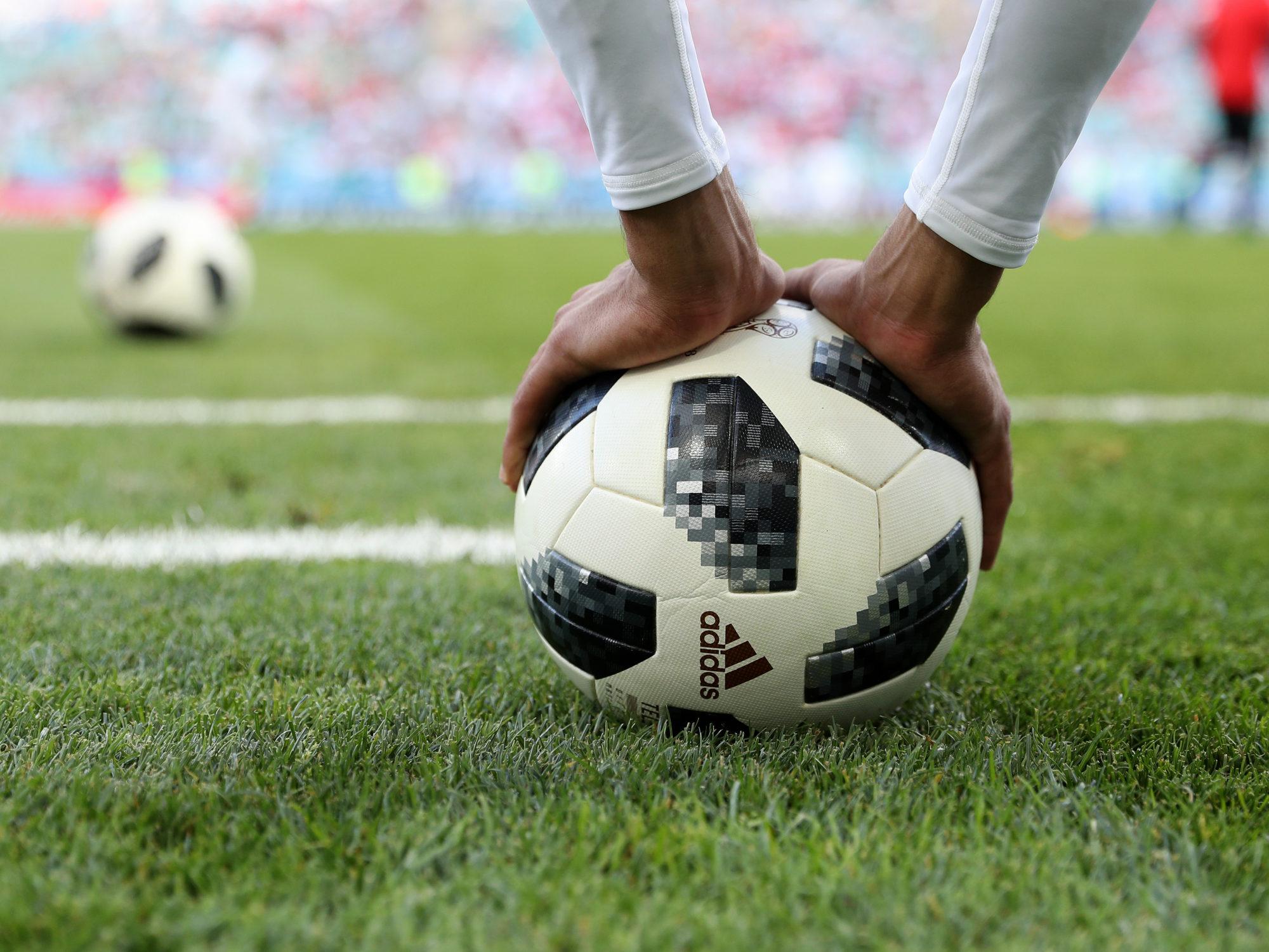 Будет ли назначен пенальти в футбольном матче
