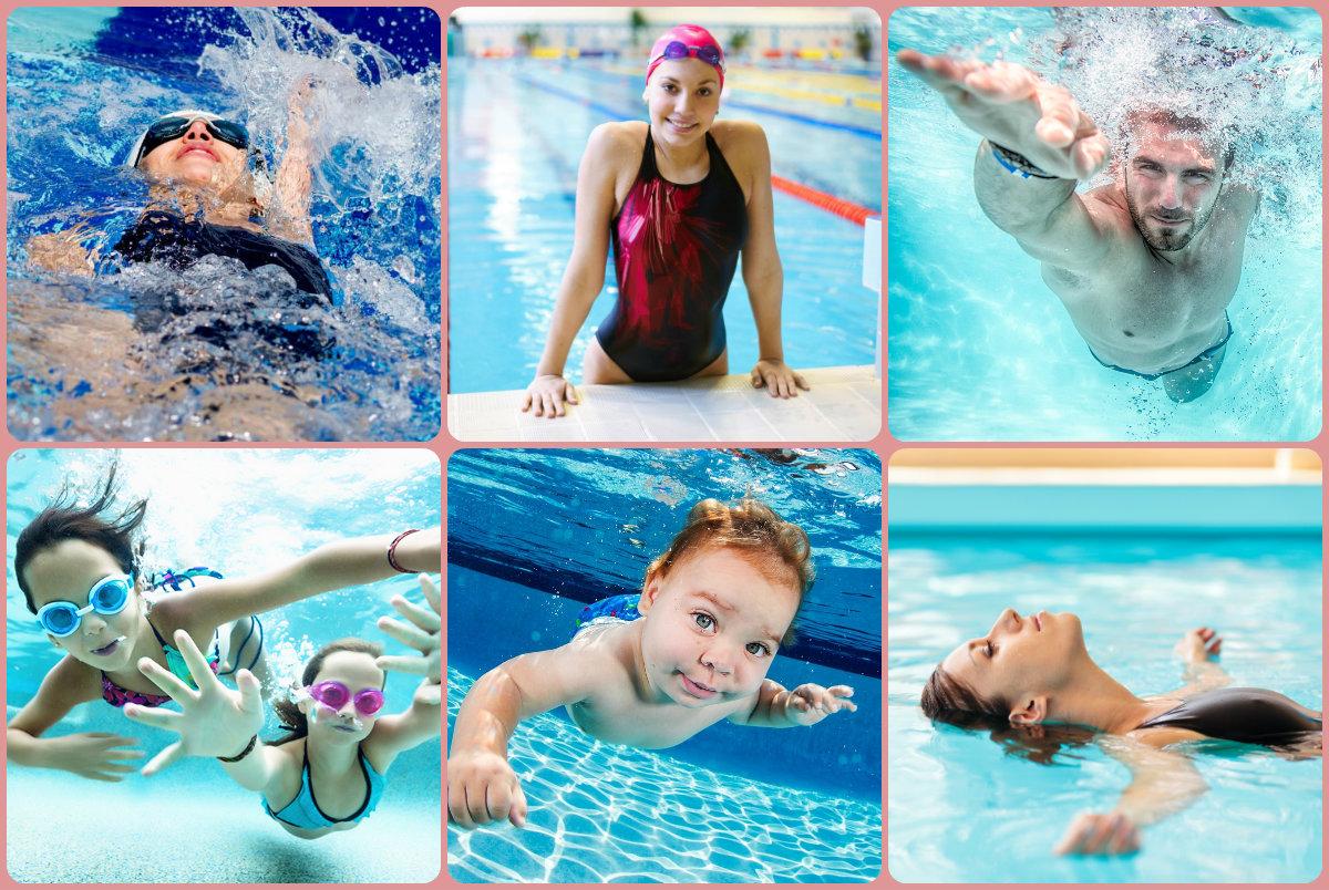 Стили плавания: описание, фото, названия и техника всех спортивных видов и способов, как правильно плавать в бассейне начинающим, специфика основных движений