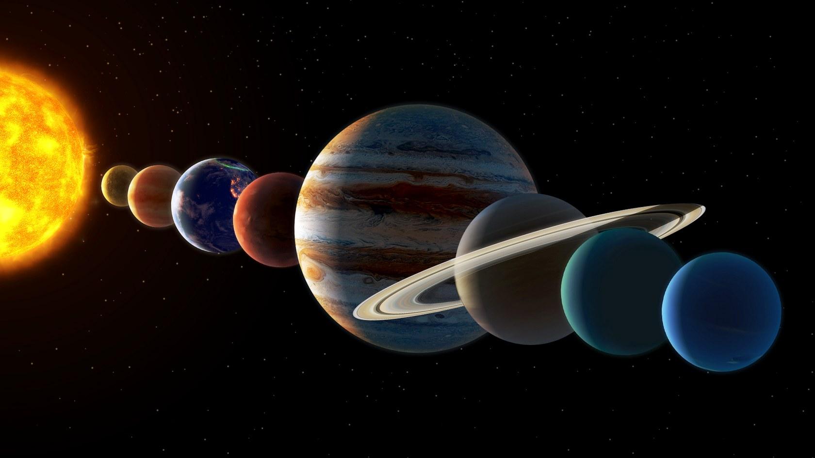 Когда парад планет в 2020 году - дата и время