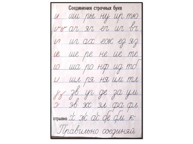 Прописные (заглавные, большие) и строчные (маленькие) буквы