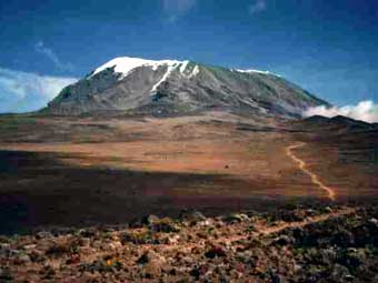 Вулкан килиманджаро: описание, история, интересные факты (фото)