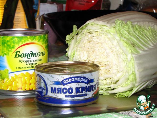 Криль - что это, чем полезны моллюски, рецепты салатов, закусок и бутербродов