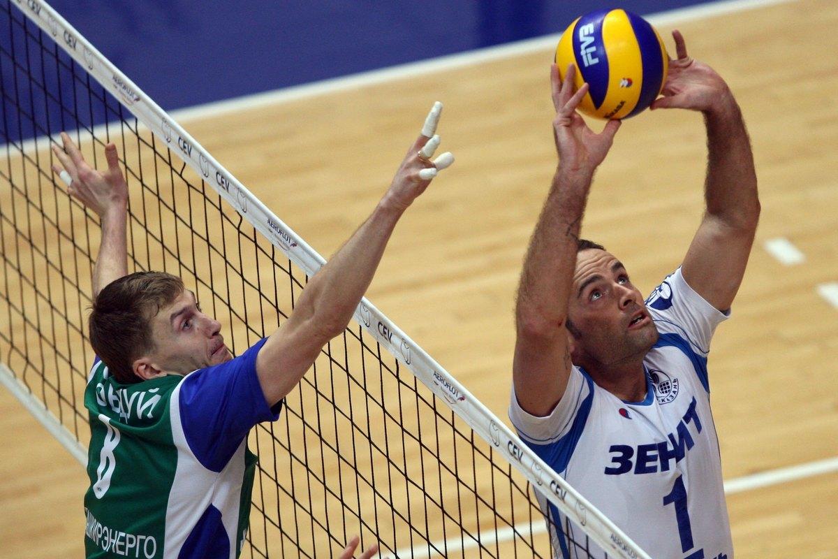 Позиции (амплуа) игроков в волейболе