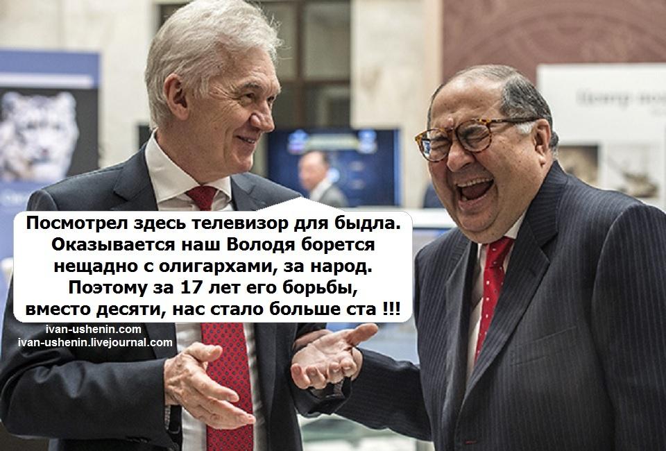 Олигархия — википедия