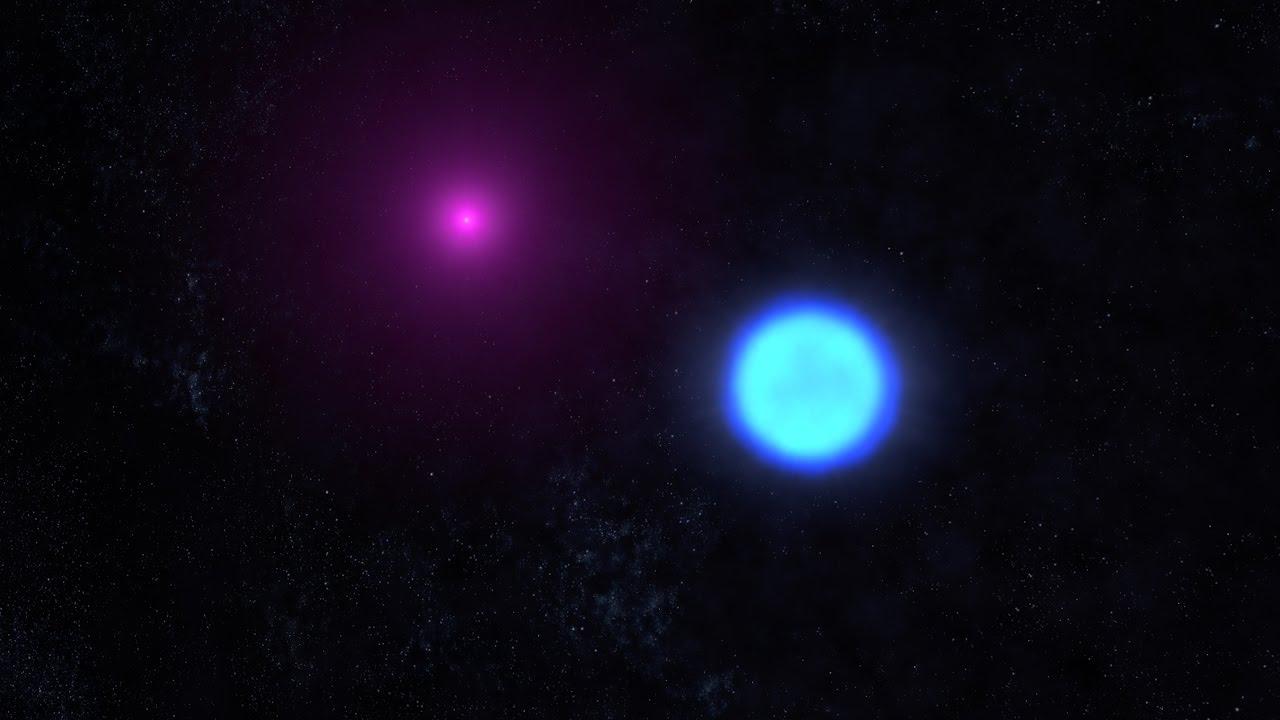 Двойные и кратные звёздные системы
