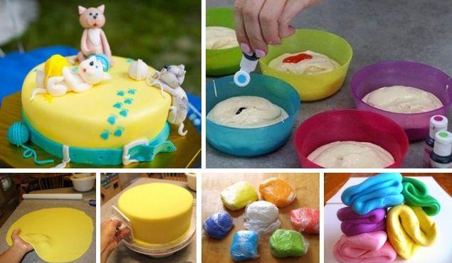 Что такое мастика для торта? торты из мастики своими руками
