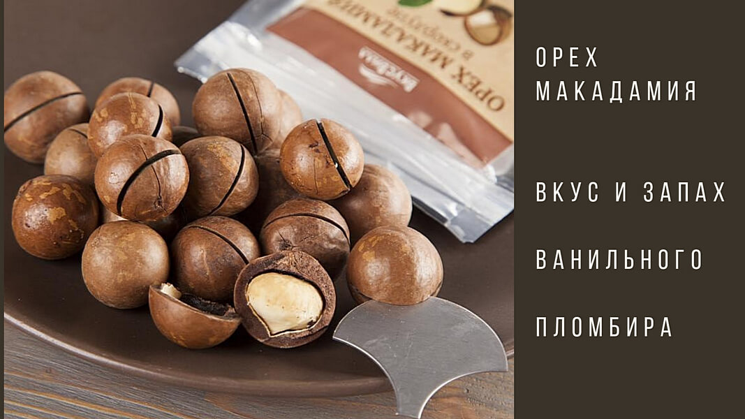 Орех макадамия: польза и вред, норма, масло, советы по выбору