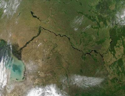 Что такое речная долина: определение. строение и основные типы речных долин