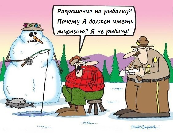Получить разрешение на рыбалку в волгоградской области - рыбалка