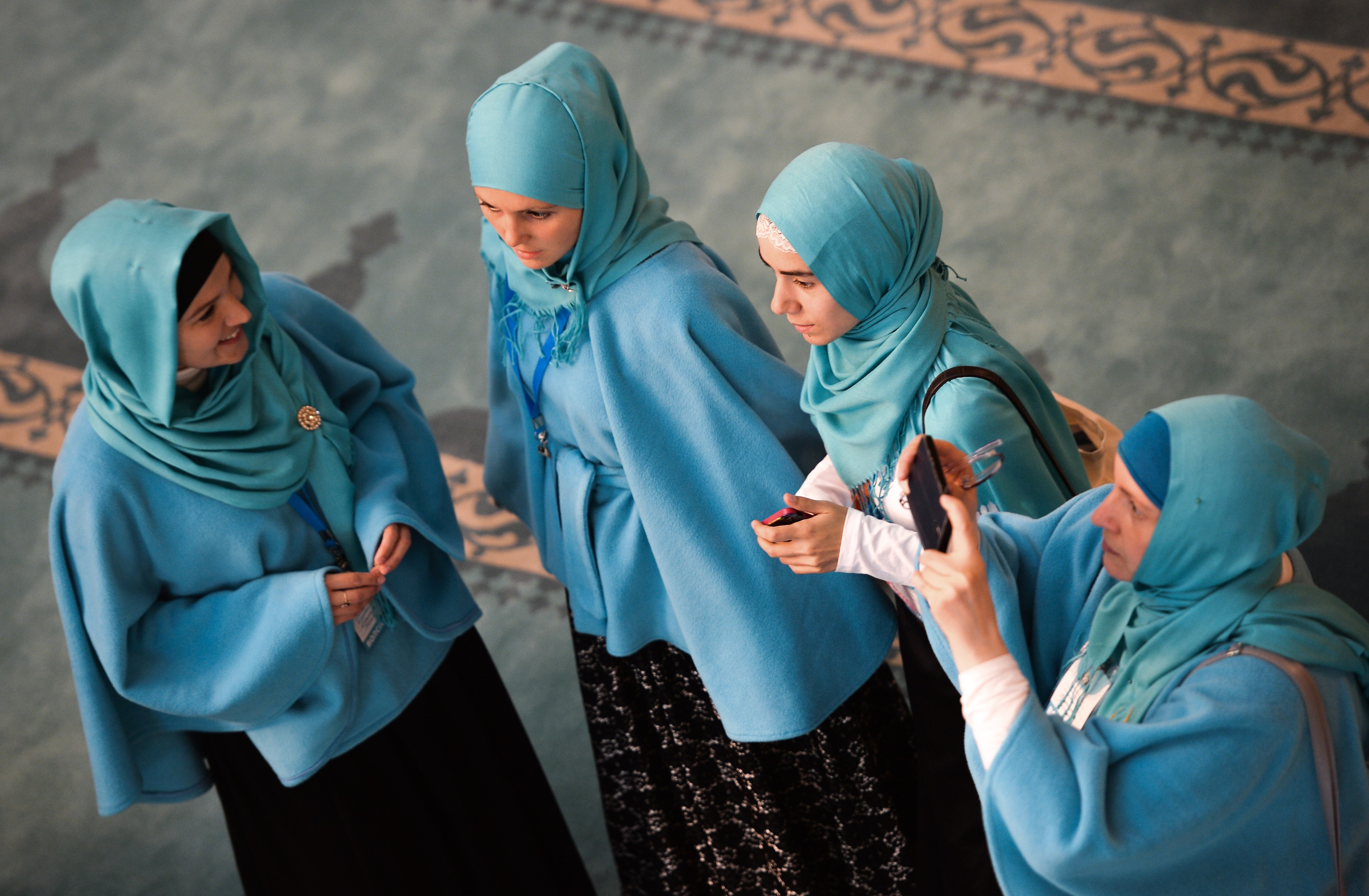 Одежда по шариату