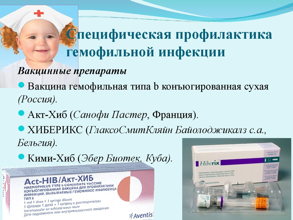 Гемофильная инфекция - диагностика у ребенка и взрослого, виды бактерий, терапия и вакцинация