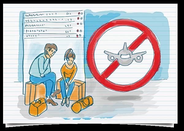Отличия между чартерными и регулярными рейсами