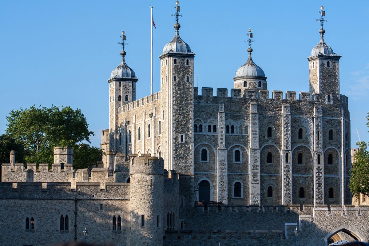 Лондонский тауэр: фото, описание